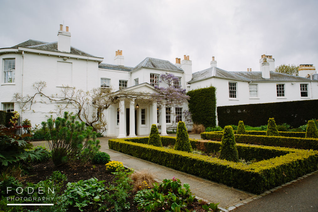 Weddings at Pembroke Lodge