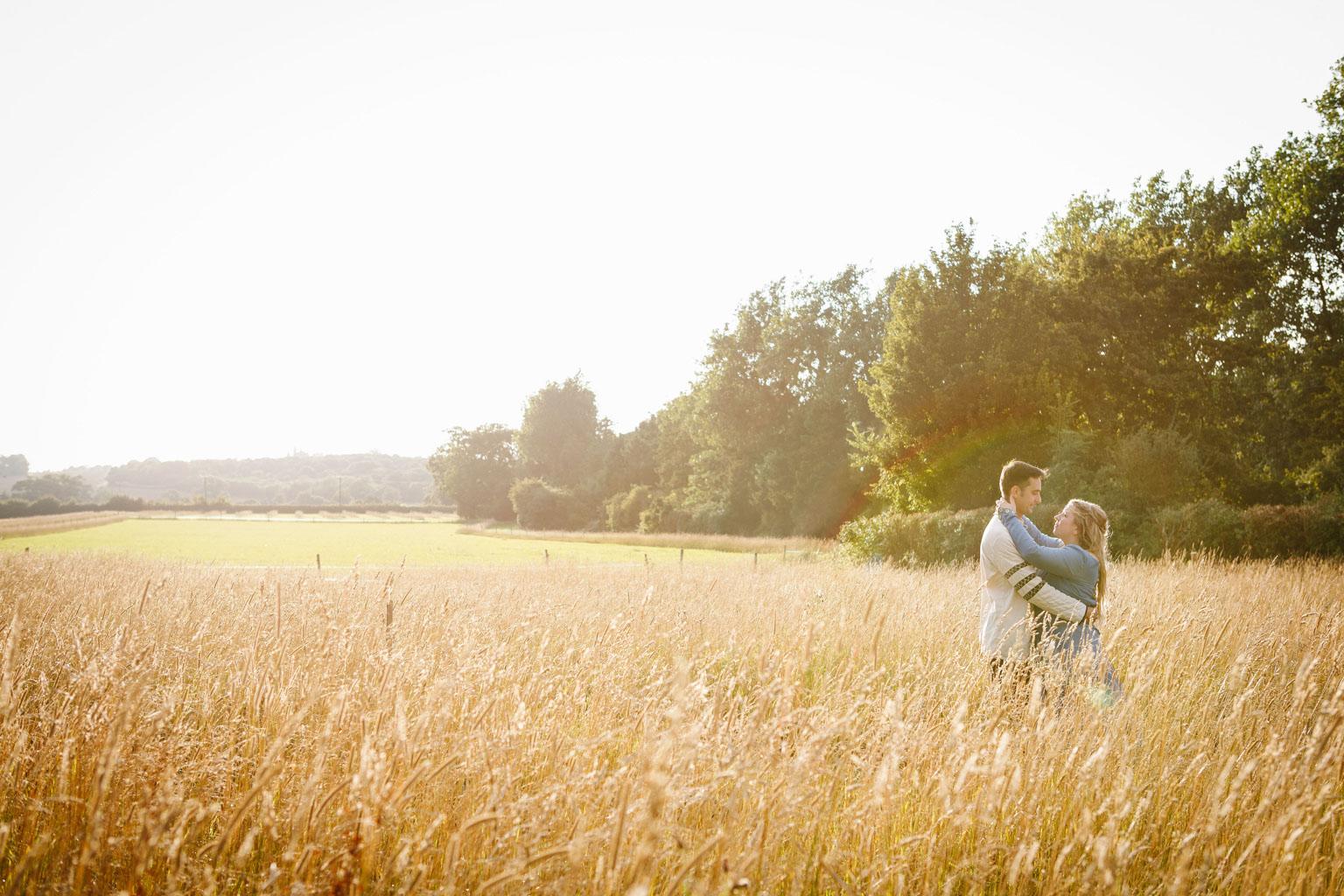 Surrey and London wedding photographer