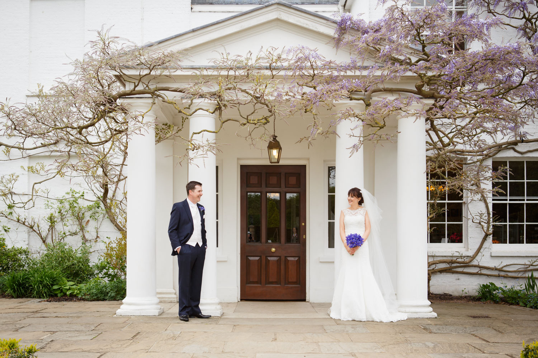 Weddings at Pembroke Lodge