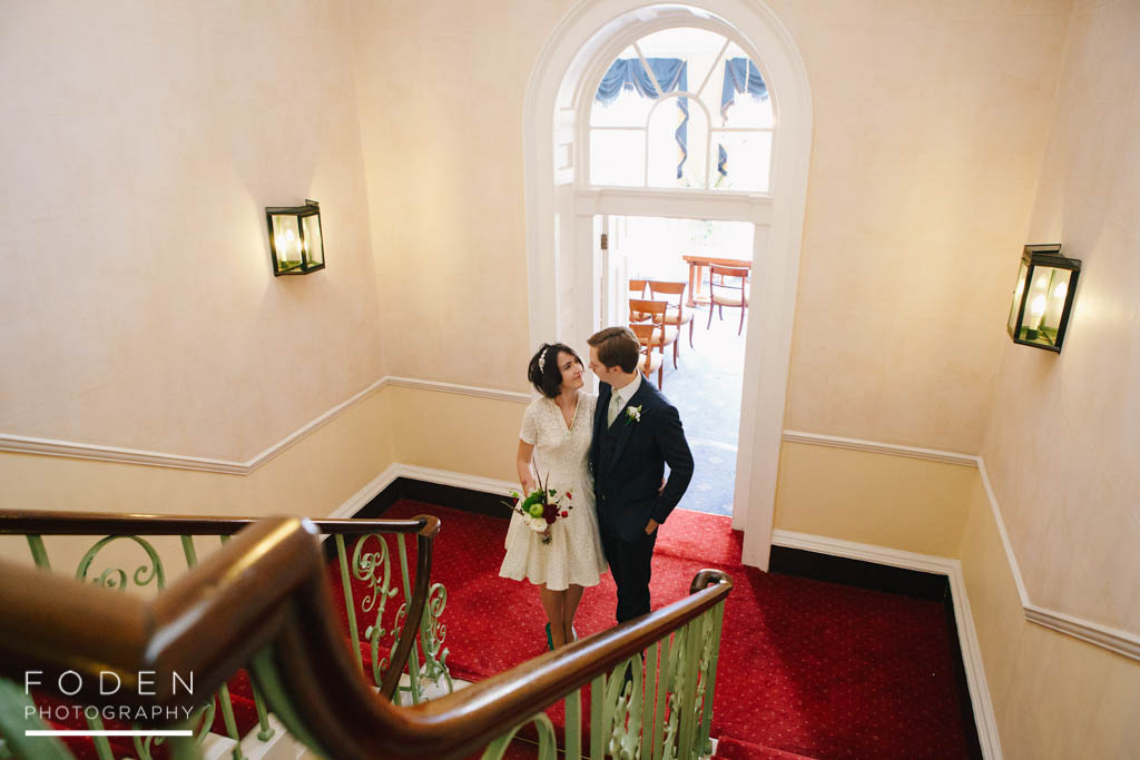 Morden Registry Office Wedding