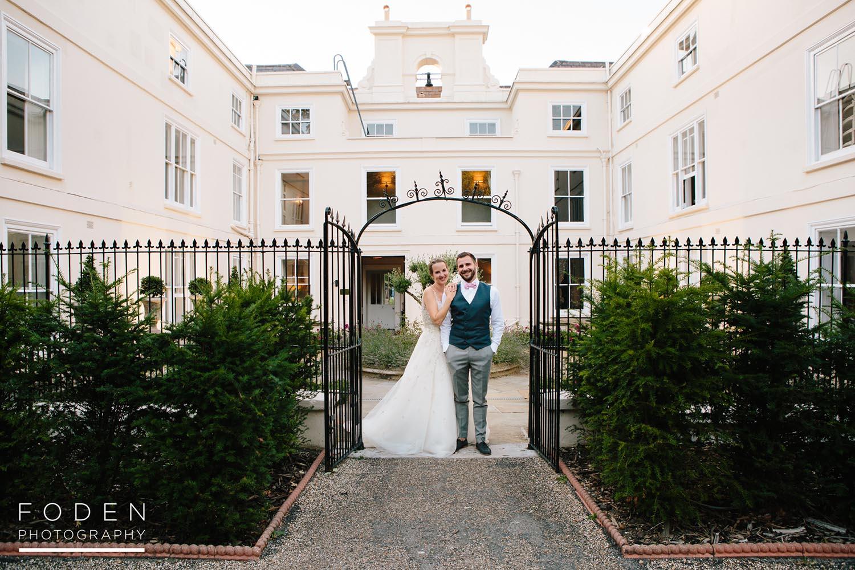 Morden Hall Wedding Photos