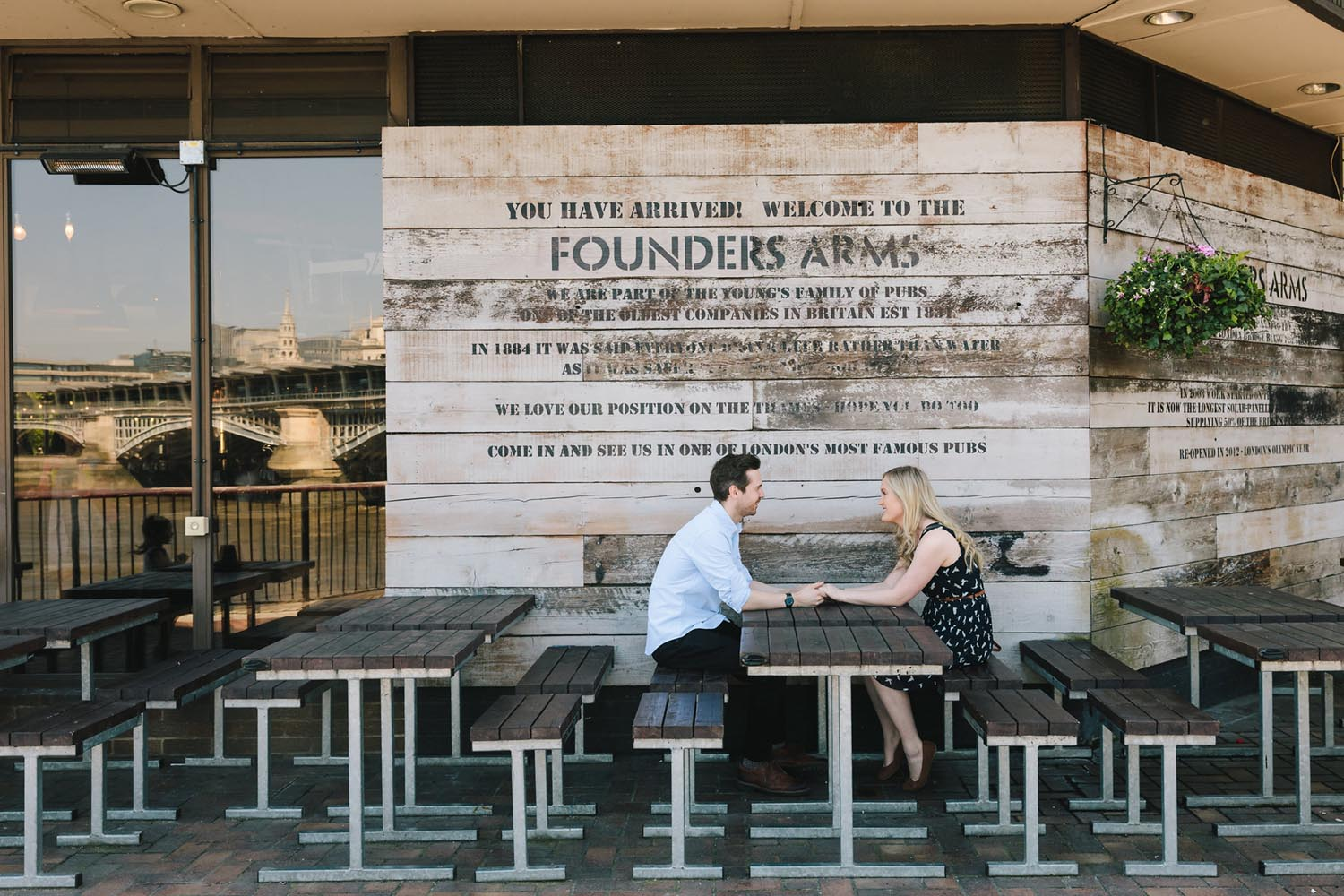 Southbank Pre Wedding Shoot